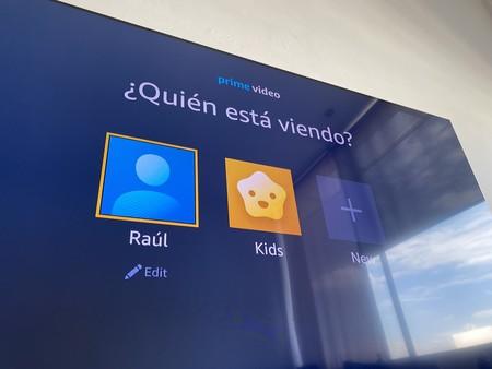 Por fin podemos hacer perfiles en Amazon Prime Video en México: nuevas listas personalizadas y hasta perfil para niños