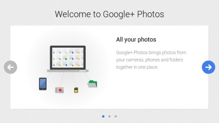 Google está preparando una app de Chrome para subir fotos a Google+