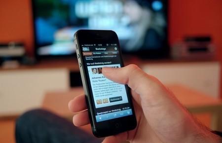 +TVE y el Botón Rojo de TVE, apostando por la segunda pantalla