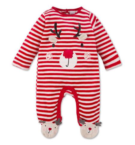 Pijama Bebe Navidad