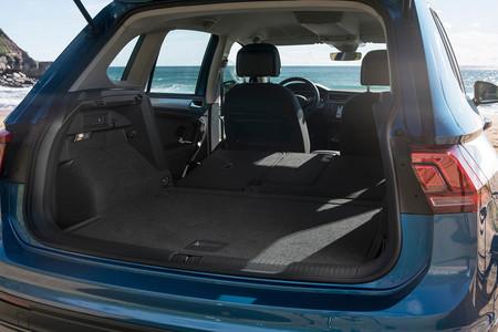 Volkswagen Tiguan maletero