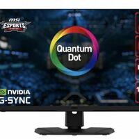 MSI anuncia el Optix MPG321UR-QD, un monitor gaming 4K de 32 pulgadas con 144 Hz en pantalla y HDMI 2.1 para las nuevas consolas