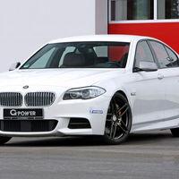 G-Power mejora el BMW M550d triturbo: ahora 435 CV