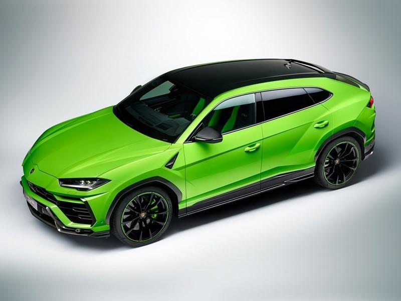 Foto de Lamborghini Urus 2021 (1/10)