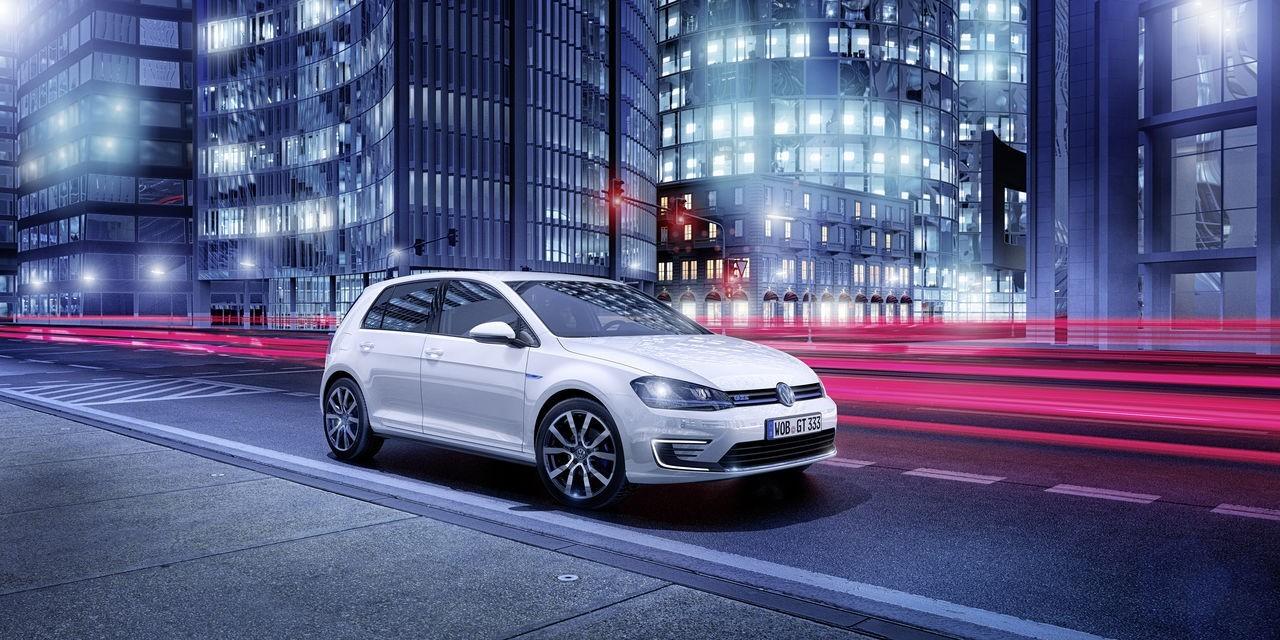 Foto de Volkswagen Golf GTE, híbrido enchufable (10/10)