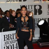 Nicole Scherzinger Brit Awards 2014