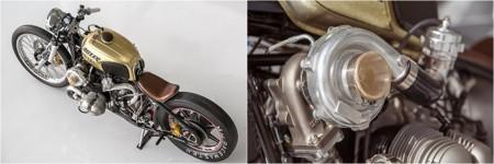 Bmw R100 Twin Turbo Boxer Metal3