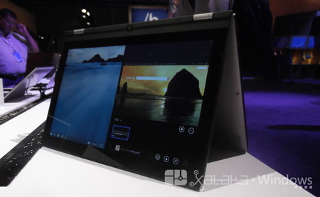 Lenovo Ideapad Yoga en Build 2013