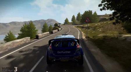 WRC3' se da una vuelta por España en vídeo