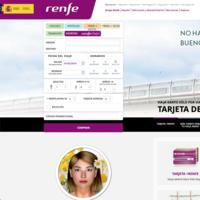 La nueva web de Renfe que ha costado 750.000 euros verá la luz en junio