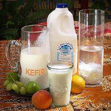 Kéfir, el yogur milagroso