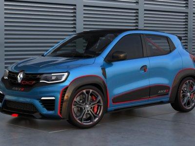 El económico Renault Kwid podría mutar hacia un lado más SUV o ser un auténtico deportivo para circuito