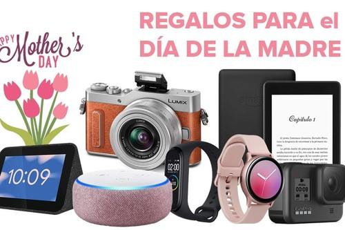 Cámaras, auriculares, altavoces, despertadores o pulseras inteligentes: 13 ideas para regalar a mamás tecnológicas