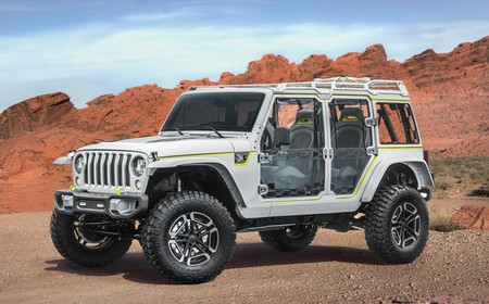 Jeep R Safari Concept