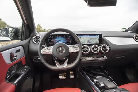 Mercedes Clase B 2019 interior
