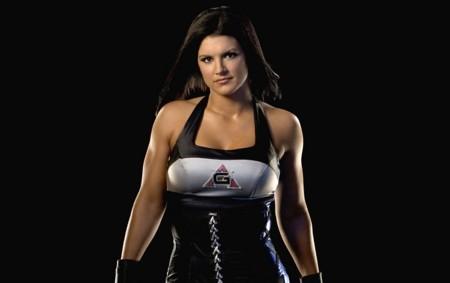 Gina Carano American Gladiators 01
