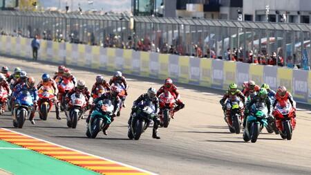 MotoGP muestra públicamente su disgusto por el comportamiento de algunos pilotos frente al COVID-19