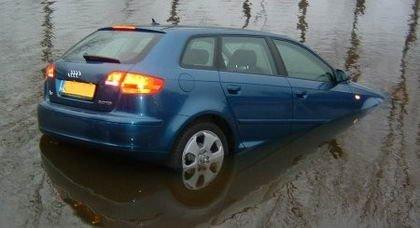 Audi A3 Aquattro