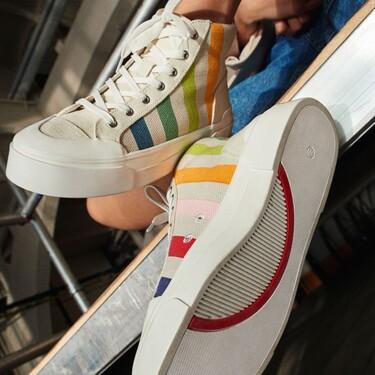 Así son las zapatillas y sandalias fruto de la colaboración de H&M y Good News que aúnan sostenibilidad y diseño