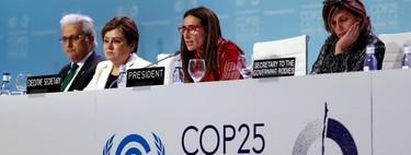 Los fracasos (y la única victoria) de la Cumbre de Madrid, explicados: así está la lucha contra el cambio climático en 2019