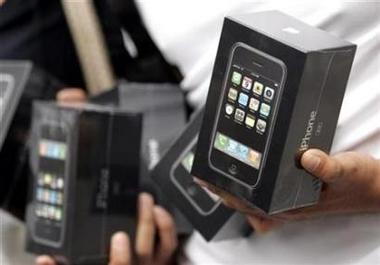 Apple vende su iPhone un millón