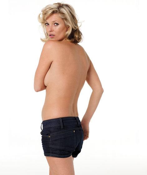 Foto de Kate Moss se desnuda para el especial primavera de New York Magazine (1/13)