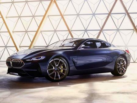 Y este es el BMW Serie 8 Concept que no tenías que ver...todavía
