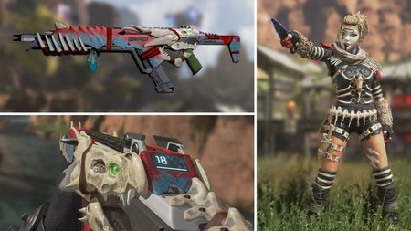 Apex Legends - Caza Legendaria