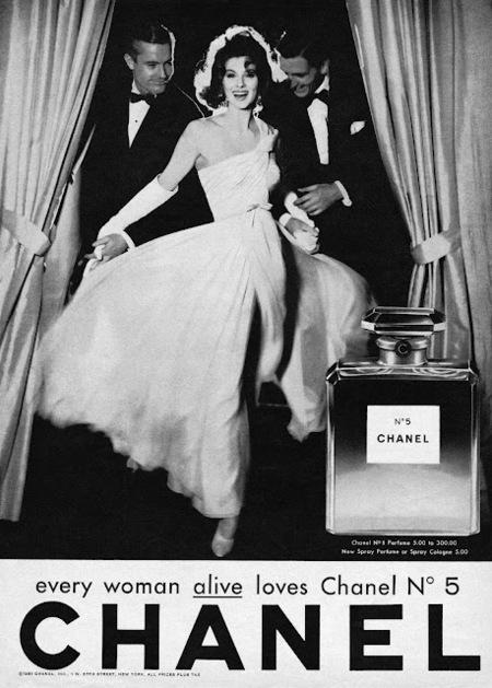 Chanel No. 5 - 1957