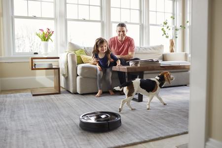 Roomba 980 Perro