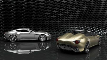 Aston Martin Vantage V12 Zagato Heritage Twins 2021 6