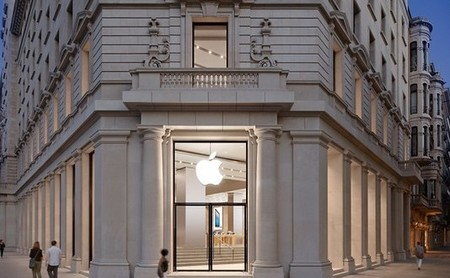Apple Passeig de Gràcia cerrará temporalmente el 10 de febrero para renovar su interior