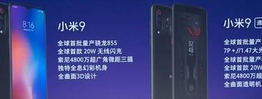 Xiaomi Mi 9 y Xiaomi℗ Mi 9 Explorer Edition: los móviles dispuestos a reinar en la gama alta