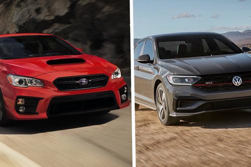 Volkswagen Jetta GLI 2019 vs. Subaru WRX 2019: ¿Cuál es el sedán deportivo compacto definitivo?
