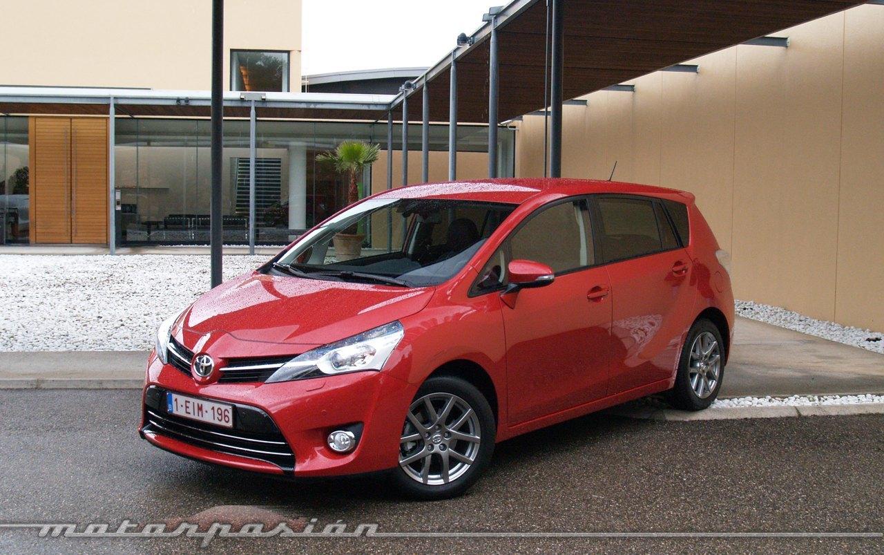 Foto de Toyota Verso 2013 (presentación) (13/21)