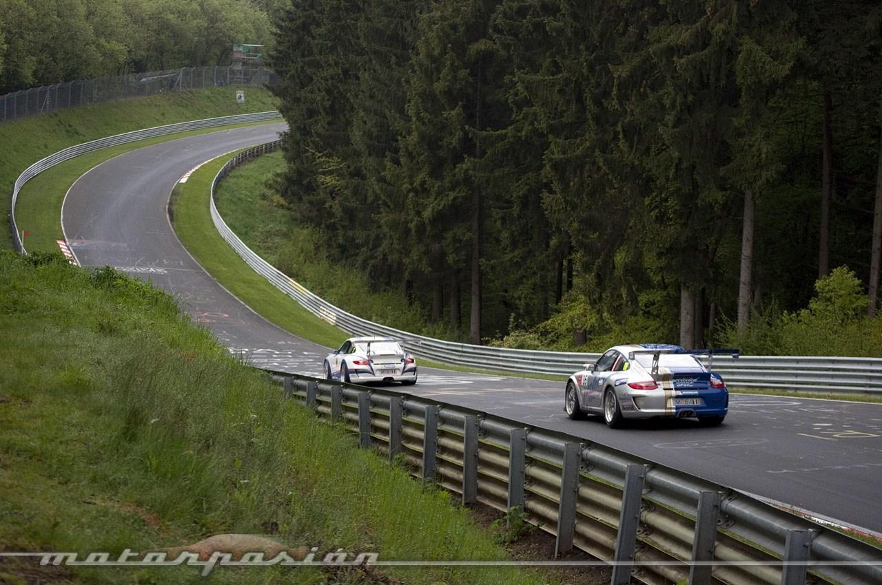 Foto de La increíble experiencia de las 24 Horas de Nürburgring (31/114)