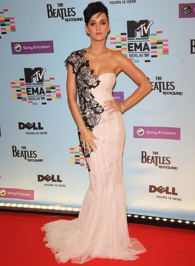 Alfombra Roja MTV Europe Music Awards 2009