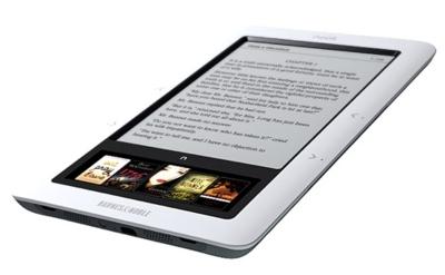 Nook, el libro electrónico con buenas ideas