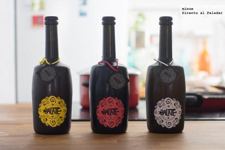 Probamos Balate, las nuevas cervezas artesanas de Cabrera de Mar