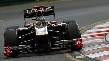 Lotus Renault GP trae mejoras para el Gran Premio de Malasia