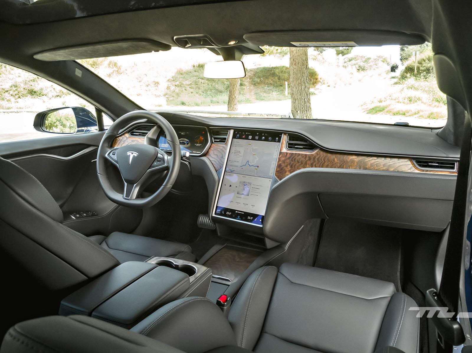 Foto de Tesla Model S 100D prueba (15/17)
