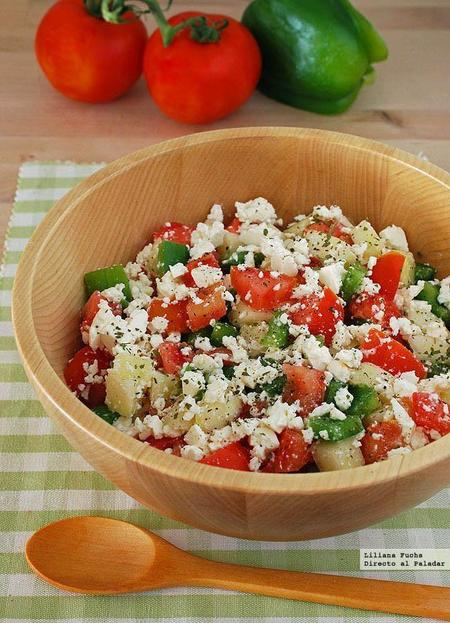 Comer sano en Directo al Paladar: el menú ligero del mes (XI)