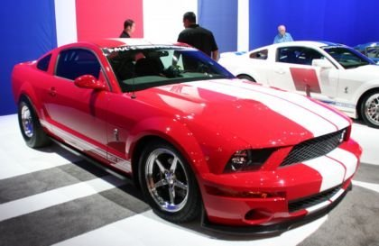 2007 Shelby Mustang GT500 PHP's Dragin' Snake