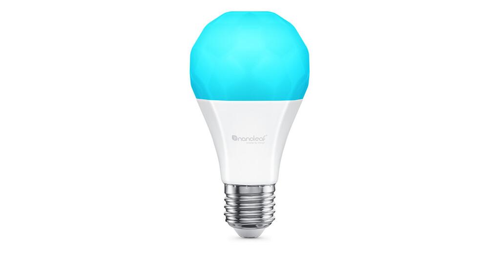 Nanoleaf lanza sus bombillas inteligentes y tiras de luces con tecnología Thread y preparadas para