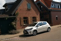 Toyota Yaris 2014, toma de contacto