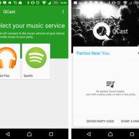 Cómo reproducir en Android música de Spotify en una pantalla con Chromecast