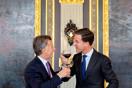 Rutte Y Macri