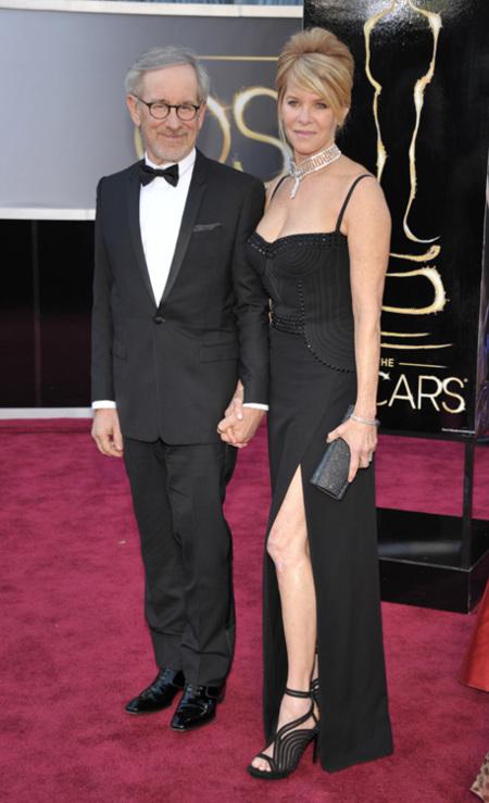 Kate Capshaw Oscar 2013