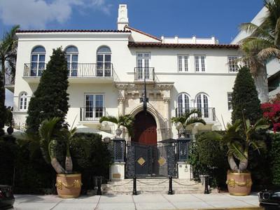 ¡Lo han hecho!, los Beckham han comprado la villa de Versace en Miami