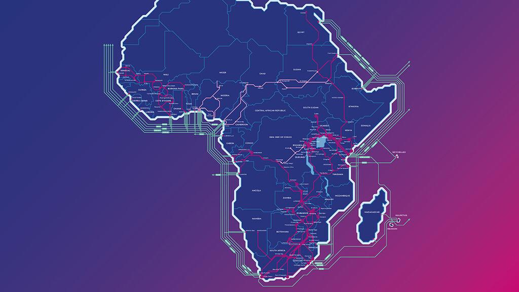 Un cable de fibra de 2.000 kilómetros en el Congo: el nuevo proyecto de Facebook
